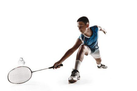 victor badminton